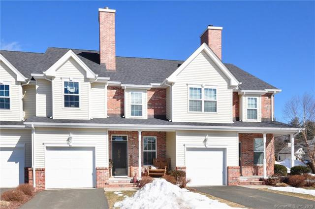 25 Rhodora Terrace #25, Windsor, CT 06095 (MLS #170167098) :: NRG Real Estate Services, Inc.