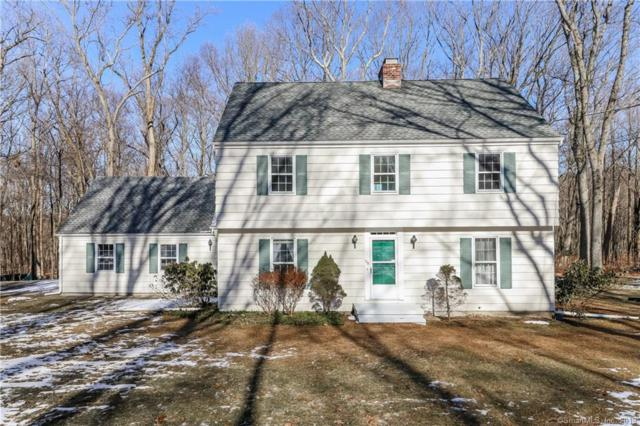 108 Wilson Road, Easton, CT 06612 (MLS #170167531) :: Hergenrother Realty Group Connecticut