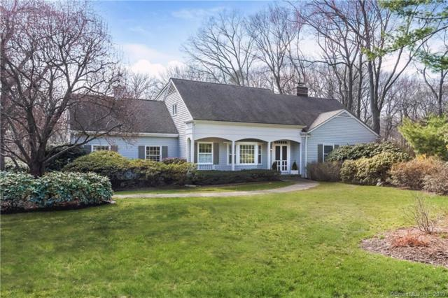 14 Pondfield Lane, Darien, CT 06820 (MLS #170168556) :: The Higgins Group - The CT Home Finder
