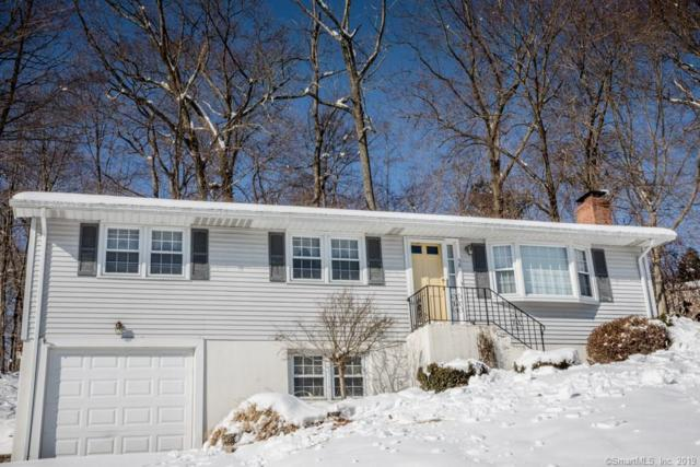 58 Lynn Drive, Meriden, CT 06451 (MLS #170169795) :: Hergenrother Realty Group Connecticut