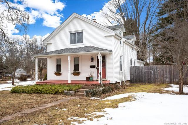 127 Prospect Street, Manchester, CT 06040 (MLS #170169864) :: The Higgins Group - The CT Home Finder
