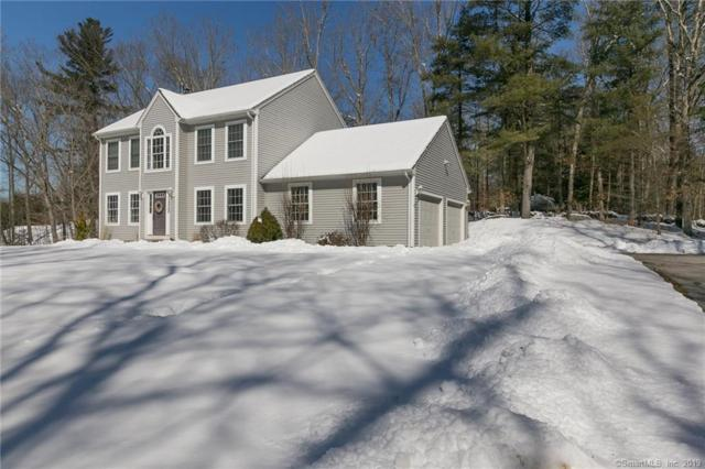 514 Chaffeeville Road, Mansfield, CT 06268 (MLS #170169969) :: Carbutti & Co Realtors