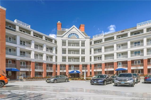 43 Harbor Drive #502, Stamford, CT 06902 (MLS #170170269) :: Hergenrother Realty Group Connecticut