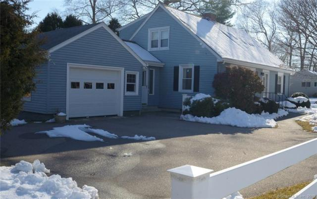 29 Chestnut Hill Square, Groton, CT 06340 (MLS #170170278) :: Carbutti & Co Realtors