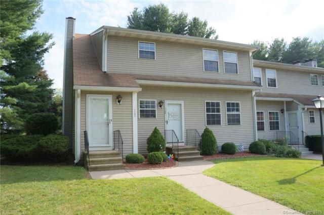 1101 Sunfield Drive #1101, South Windsor, CT 06074 (MLS #170170617) :: Hergenrother Realty Group Connecticut