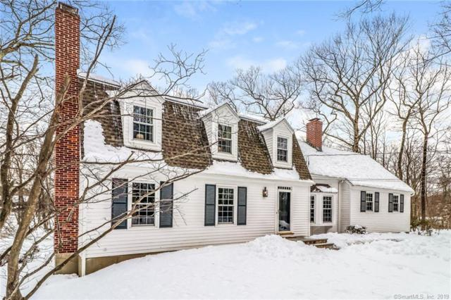 15 Strawberry Ridge Road, Ridgefield, CT 06877 (MLS #170170676) :: Hergenrother Realty Group Connecticut