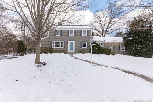 24 Salt Box Lane, Darien, CT 06820 (MLS #170170747) :: Hergenrother Realty Group Connecticut