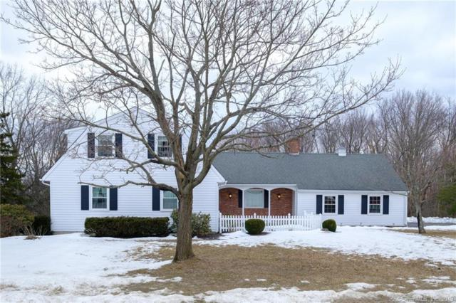 104 Neill Drive, Watertown, CT 06795 (MLS #170171005) :: Hergenrother Realty Group Connecticut