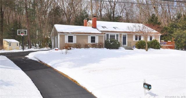 33 Red Stone Drive, Simsbury, CT 06089 (MLS #170171007) :: Anytime Realty