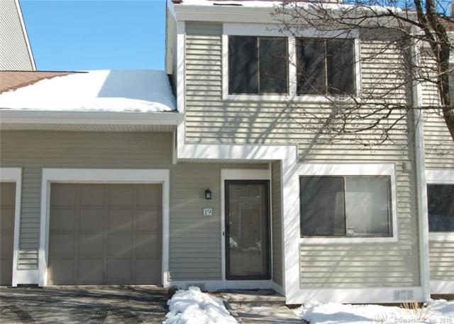 19 Eagle Rock Hill #19, Bethel, CT 06801 (MLS #170171095) :: Carbutti & Co Realtors