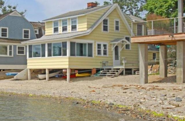 70 Compo Mill Cove, Westport, CT 06880 (MLS #170171124) :: Hergenrother Realty Group Connecticut