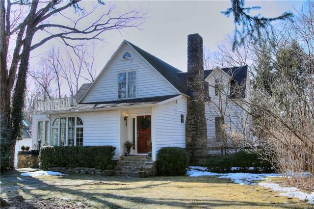 216 Weston Road, Weston, CT 06883 (MLS #170171308) :: The Higgins Group - The CT Home Finder