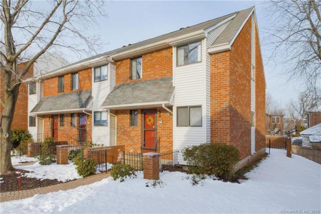 62 Danforth Lane #62, West Hartford, CT 06110 (MLS #170171312) :: Anytime Realty