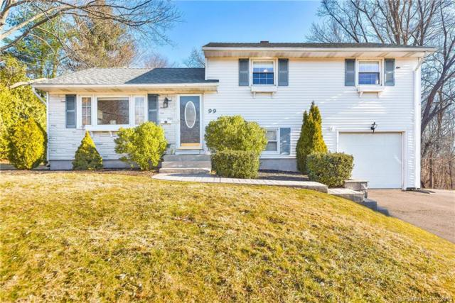 99 Pine Knob Drive, South Windsor, CT 06074 (MLS #170172009) :: Hergenrother Realty Group Connecticut
