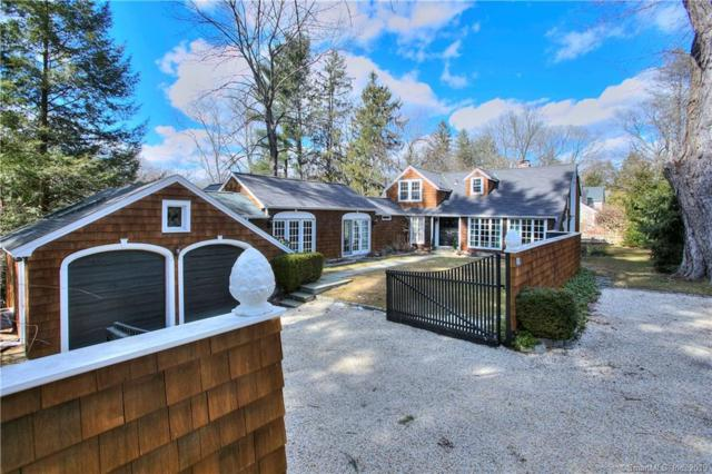 82 Lyons Plain Road, Weston, CT 06883 (MLS #170172561) :: The Higgins Group - The CT Home Finder