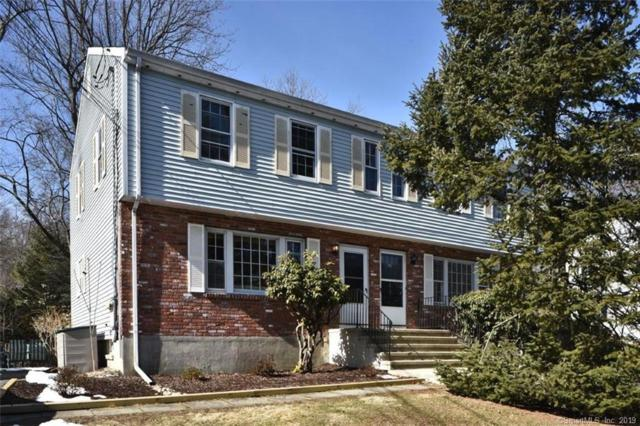 84 Parade Hill Road #84, New Canaan, CT 06840 (MLS #170172893) :: The Higgins Group - The CT Home Finder