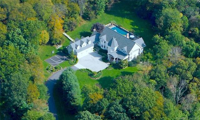 28 Partridge Lane, Weston, CT 06883 (MLS #170173025) :: The Higgins Group - The CT Home Finder
