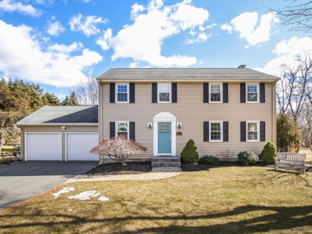 78 Dusty Lane, Wethersfield, CT 06109 (MLS #170173128) :: Hergenrother Realty Group Connecticut