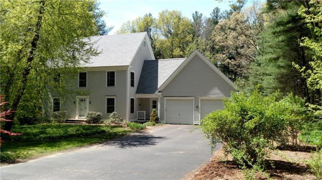 17 Michelle Lane, Mansfield, CT 06250 (MLS #170173317) :: Carbutti & Co Realtors