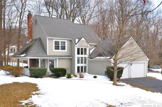 4 Green Woods Lane, Farmington, CT 06085 (MLS #170173388) :: Hergenrother Realty Group Connecticut
