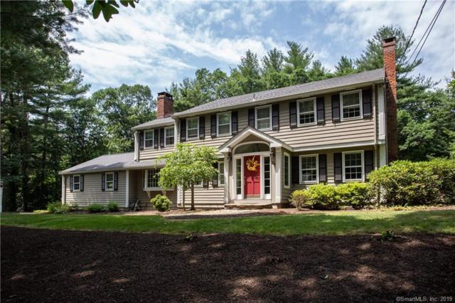 29 Drumlin Road, Simsbury, CT 06092 (MLS #170173484) :: Hergenrother Realty Group Connecticut