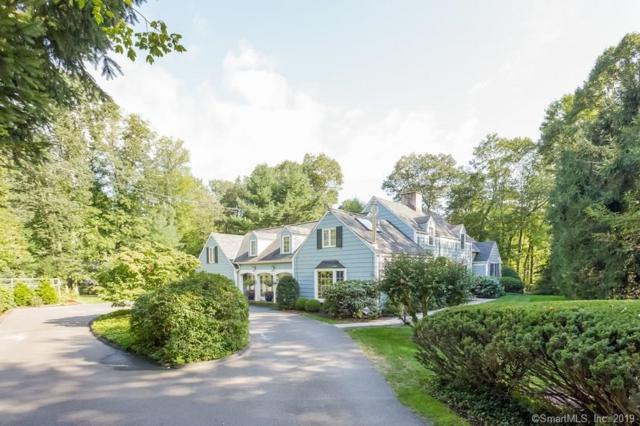 14 Meadowbrook Road, Darien, CT 06820 (MLS #170173742) :: The Higgins Group - The CT Home Finder