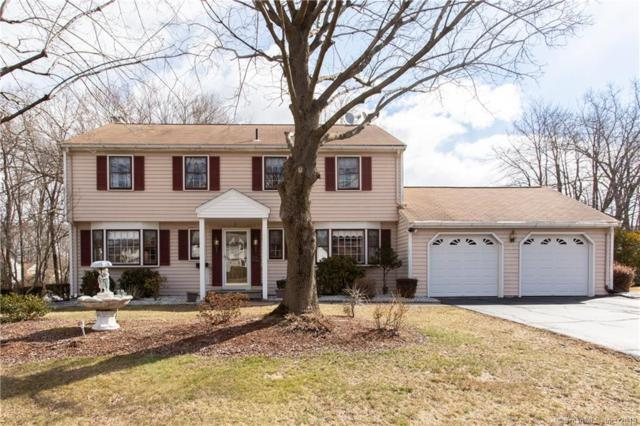 110 Back Lane, Wethersfield, CT 06109 (MLS #170173814) :: The Higgins Group - The CT Home Finder
