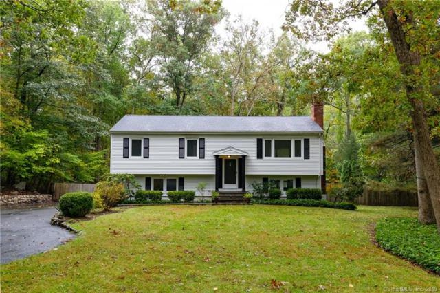10 Stony Hill Terrace, Ridgefield, CT 06877 (MLS #170174072) :: Hergenrother Realty Group Connecticut