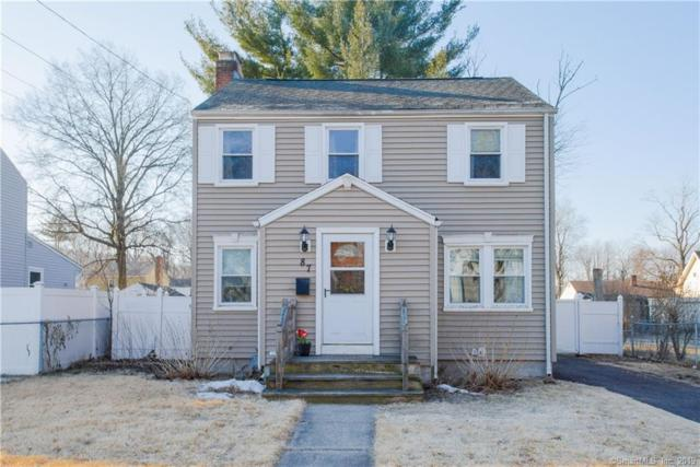 87 Bristol Street, Hartford, CT 06106 (MLS #170174250) :: Hergenrother Realty Group Connecticut