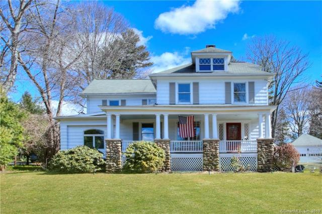 124 Mansfield Avenue, Darien, CT 06820 (MLS #170174603) :: The Higgins Group - The CT Home Finder