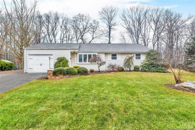 122 Dogwood Lane, South Windsor, CT 06074 (MLS #170174791) :: Hergenrother Realty Group Connecticut