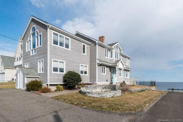 85 Point Beach Drive, Milford, CT 06460 (MLS #170174822) :: Hergenrother Realty Group Connecticut