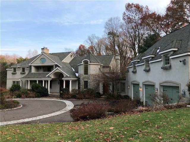119 Heather Drive, New Canaan, CT 06840 (MLS #170174844) :: The Higgins Group - The CT Home Finder