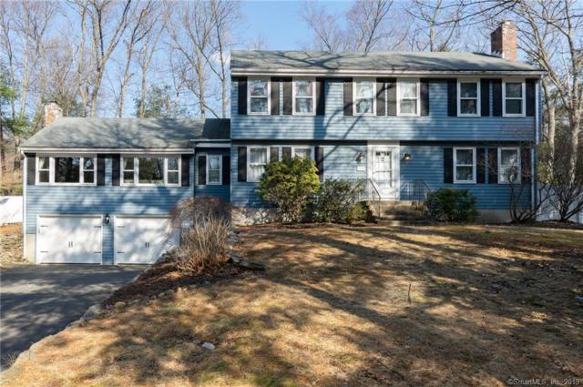 168 Carriage Drive, Avon, CT 06001 (MLS #170174890) :: Hergenrother Realty Group Connecticut