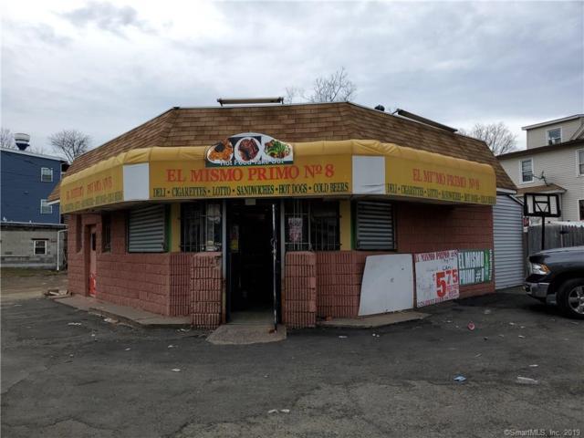 1489 Stratford Avenue, Bridgeport, CT 06607 (MLS #170174972) :: The Higgins Group - The CT Home Finder