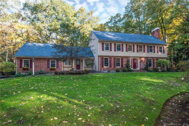 203 Cold Spring Road, Avon, CT 06001 (MLS #170175001) :: Hergenrother Realty Group Connecticut