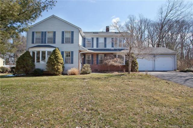 44 Red Coat Lane, Farmington, CT 06085 (MLS #170175242) :: Hergenrother Realty Group Connecticut