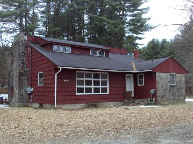 249 East Street, Stafford, CT 06076 (MLS #170175316) :: Anytime Realty
