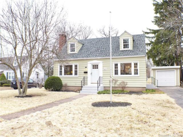 17 Nye Street, Manchester, CT 06040 (MLS #170175355) :: Hergenrother Realty Group Connecticut