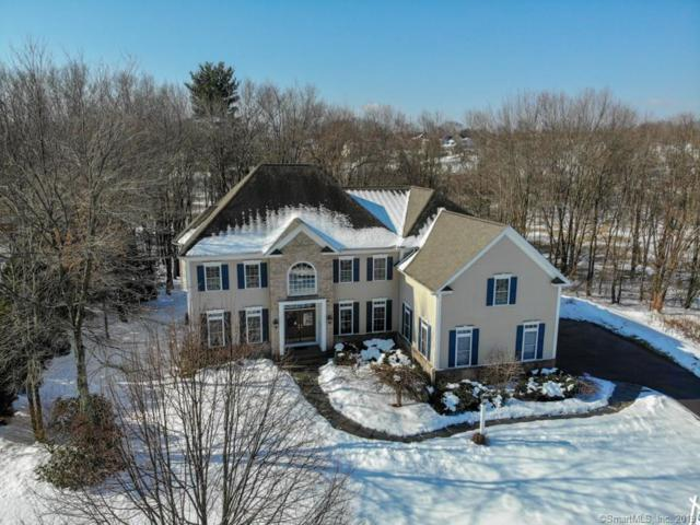 40 Cornerstone Drive, South Windsor, CT 06074 (MLS #170175384) :: Hergenrother Realty Group Connecticut