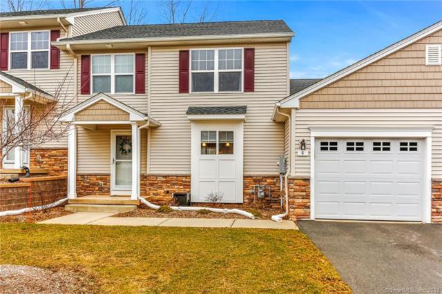 4 Woodridge Drive #4, Windsor Locks, CT 06096 (MLS #170175607) :: NRG Real Estate Services, Inc.