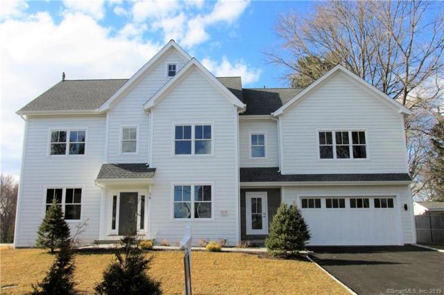 21 Bauer Place Extension, Westport, CT 06880 (MLS #170176825) :: Hergenrother Realty Group Connecticut
