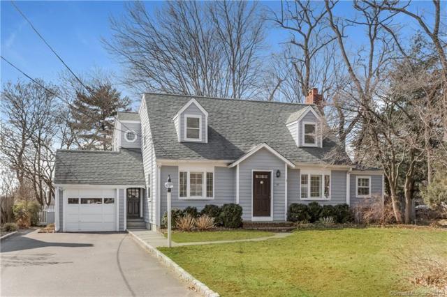 42 Ridgeley Street, Darien, CT 06820 (MLS #170176847) :: Hergenrother Realty Group Connecticut