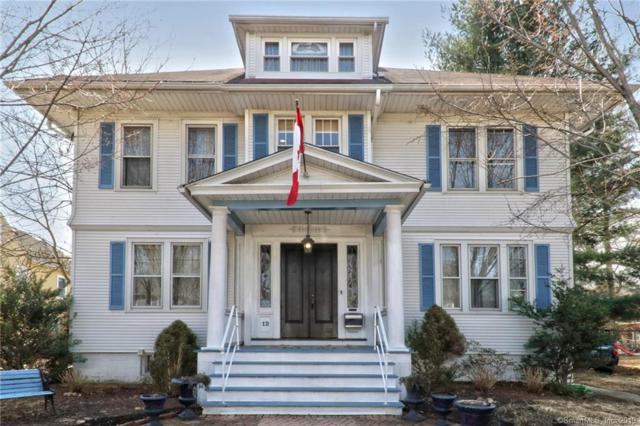 12 Elmwood Road, New Haven, CT 06515 (MLS #170179129) :: Hergenrother Realty Group Connecticut