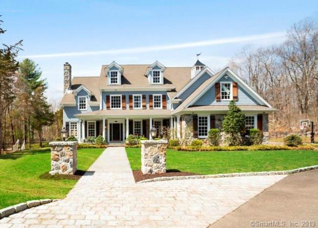 20 Raymond Lane, Wilton, CT 06897 (MLS #170180056) :: The Higgins Group - The CT Home Finder
