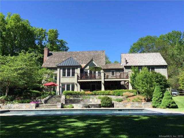 6 Guardhouse Drive, Redding, CT 06896 (MLS #170180099) :: Hergenrother Realty Group Connecticut