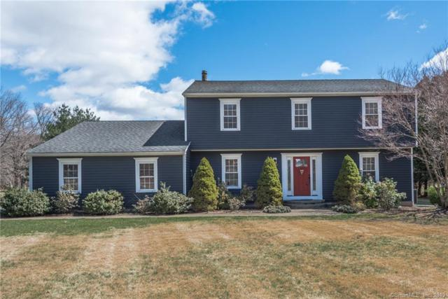 181 Walnut Tree Hill Road, Newtown, CT 06482 (MLS #170182062) :: Hergenrother Realty Group Connecticut
