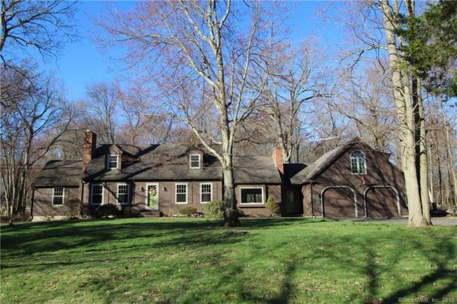 145 Chimney Hill Road, Wallingford, CT 06492 (MLS #170182382) :: Carbutti & Co Realtors