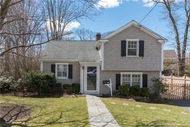 19 Patton Drive, Darien, CT 06820 (MLS #170182820) :: Hergenrother Realty Group Connecticut