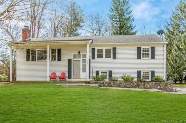 4 Bonnybrook Trail, Norwalk, CT 06850 (MLS #170183147) :: Hergenrother Realty Group Connecticut
